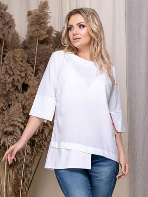 Блуза біла | 5380048