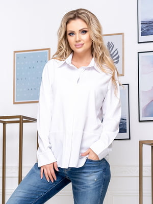 Сорочка біла   5380062