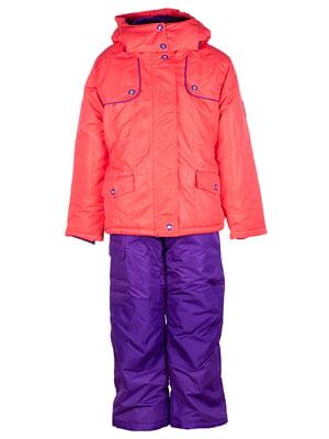 Комплект: куртка и брюки | 5329543