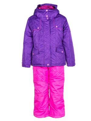 Комплект: куртка и брюки | 5329547