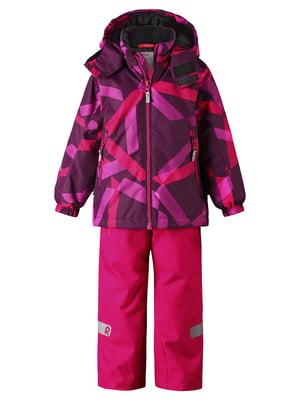 Комплект: куртка и брюки   5373220