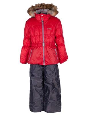 Комплект (куртка, полукомбинезон) | 5373469