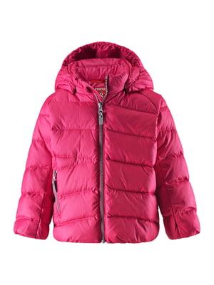 Куртка розовая   5373512