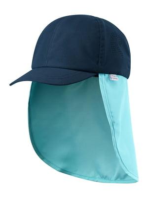 Панамка синьо-блакитна | 5373628