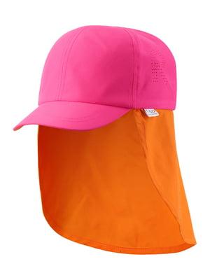 Панамка рожево-помаранчева | 5373629