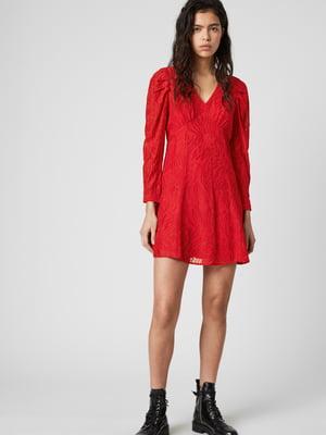 Сукня червона | 5380249