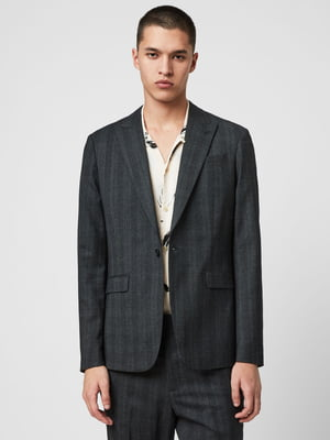 Пиджак серый   5380178