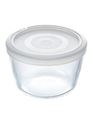 Форма кругла з кришкою (1,1 л) - Pyrex - 5287593
