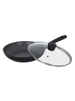 Сковорода глубокая (22 см) с крышкой | 5374931