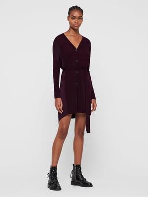 Сукня фіолетова | 5380511