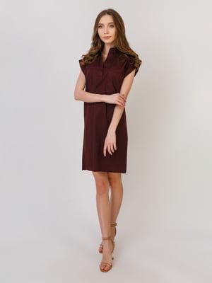 Сукня бордова | 5379450