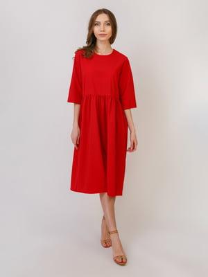 Сукня червона | 5379454
