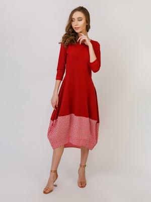 Сукня червона   5379462
