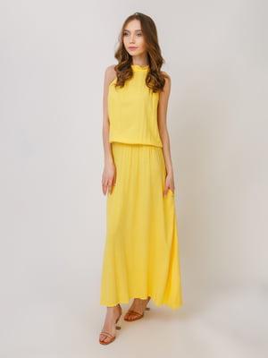 Сарафан жовтий | 5379502