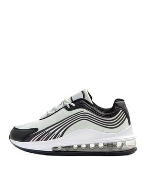 Кросівки чорно-білі | 5380697