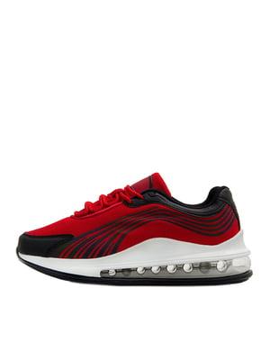 Кросівки червоні | 5380698