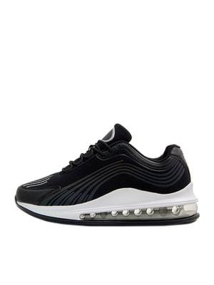 Кроссовки черные | 5380699
