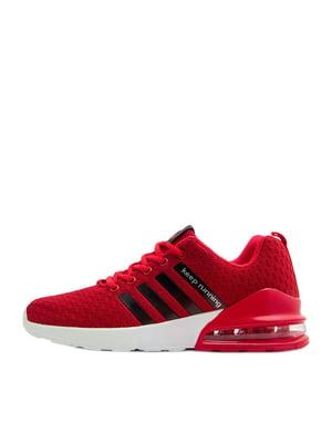 Кроссовки красные   5380706