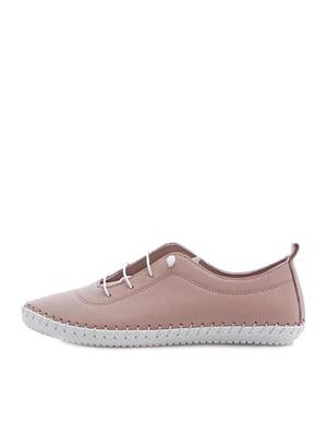 Туфлі кольору пудри | 5380715