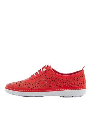 Туфлі червоні | 5380720