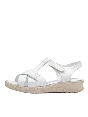 Босоніжки білі | 5380741