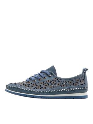 Туфлі сині | 5380760
