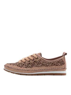 Туфлі бежеві | 5380765
