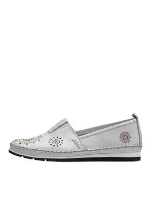 Туфлі білі | 5380766
