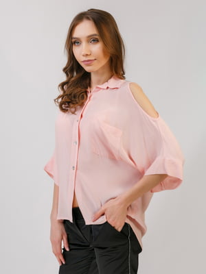 Сорочка персикового кольору | 5379534