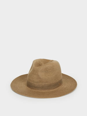 Шляпа бежевая | 5370549