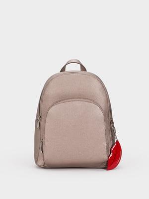 Рюкзак серебристый | 5370555