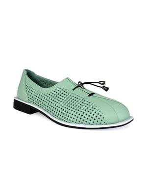 Туфли цвета мяты | 5380907