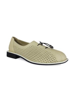 Туфлі бежеві | 5380908
