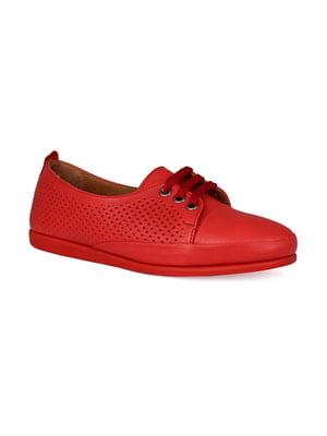 Кеды красные | 5380931