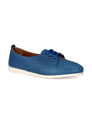 Кеды синие | 5380932