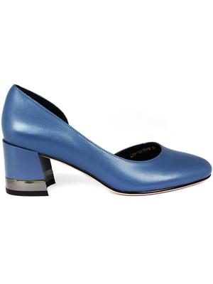 Туфли голубые | 5380944