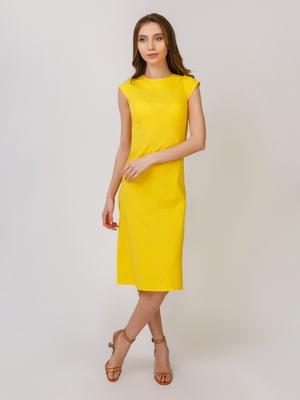 Сукня жовта | 5379456