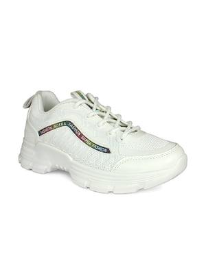Кроссовки белые | 5355027