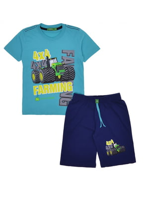 Комплект: шорты и футболка | 5380994