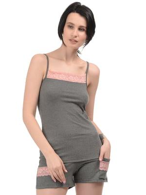 Комплект: майка и шорты | 5381033