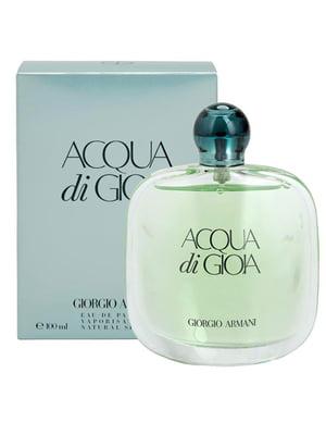 Парфумована вода Acqua Di Gioia (100 мл) - тестер з кришкою Giorgio Armani | 5381067