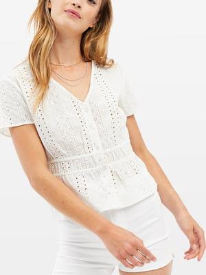 Блуза белая   5239634