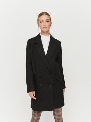 Пальто чорне | 5367424