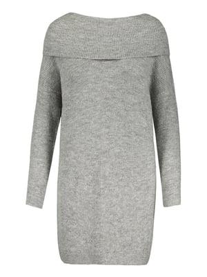 Платье серое | 5367544