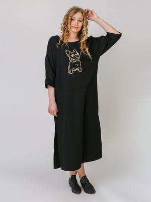 Сукня чорна | 5379491