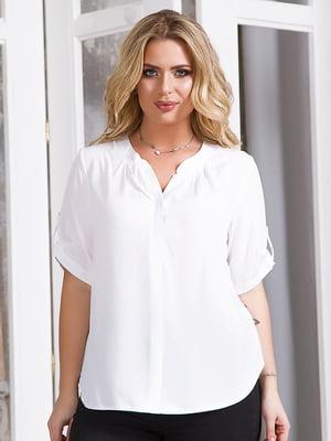 Блуза біла | 5381945