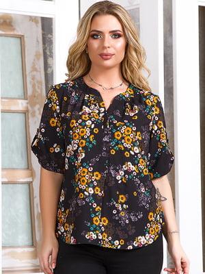 Блуза в принт | 5381953