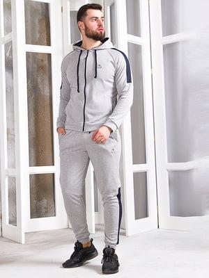 Костюм спортивный: толстовка и брюки | 5381981