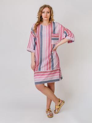 Сукня в смужку | 5379455