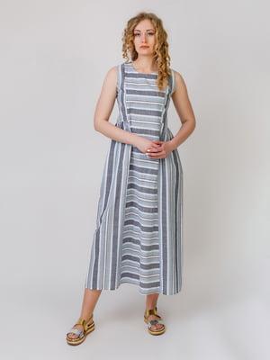 Сукня в смужку | 5379446
